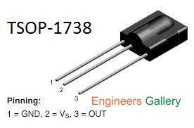TSOP 1738